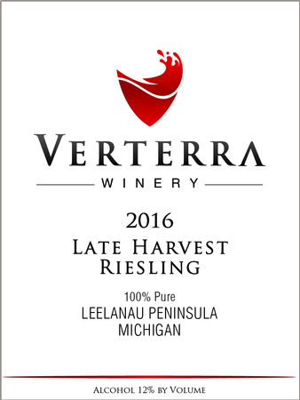 2016 Late Harvest Riesling Image