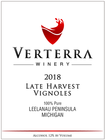 2018 Late Harvest Vignoles