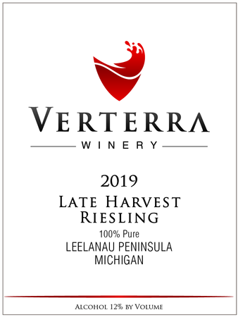 2019 Late Harvest Riesling