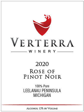 2020 Rose of Pinot Noir