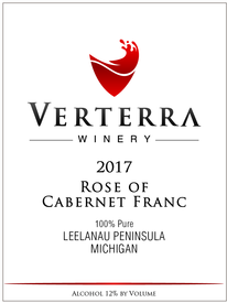 2017 Rose of Cabernet Franc