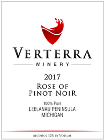 2017 Rose of Pinot Noir
